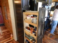 Kraftmaid Tall Pantry pull-out Cabinet | kraftmaid kitchen ...