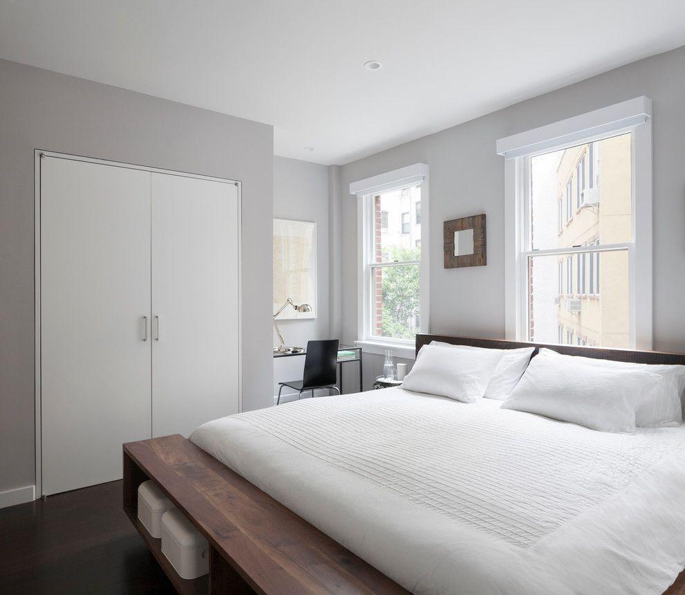 Modern master bedroom paint color benjamin moore ice mist oc 67