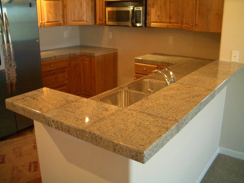 How To On Installing Granite Tile Counter-Tops And What To Clean