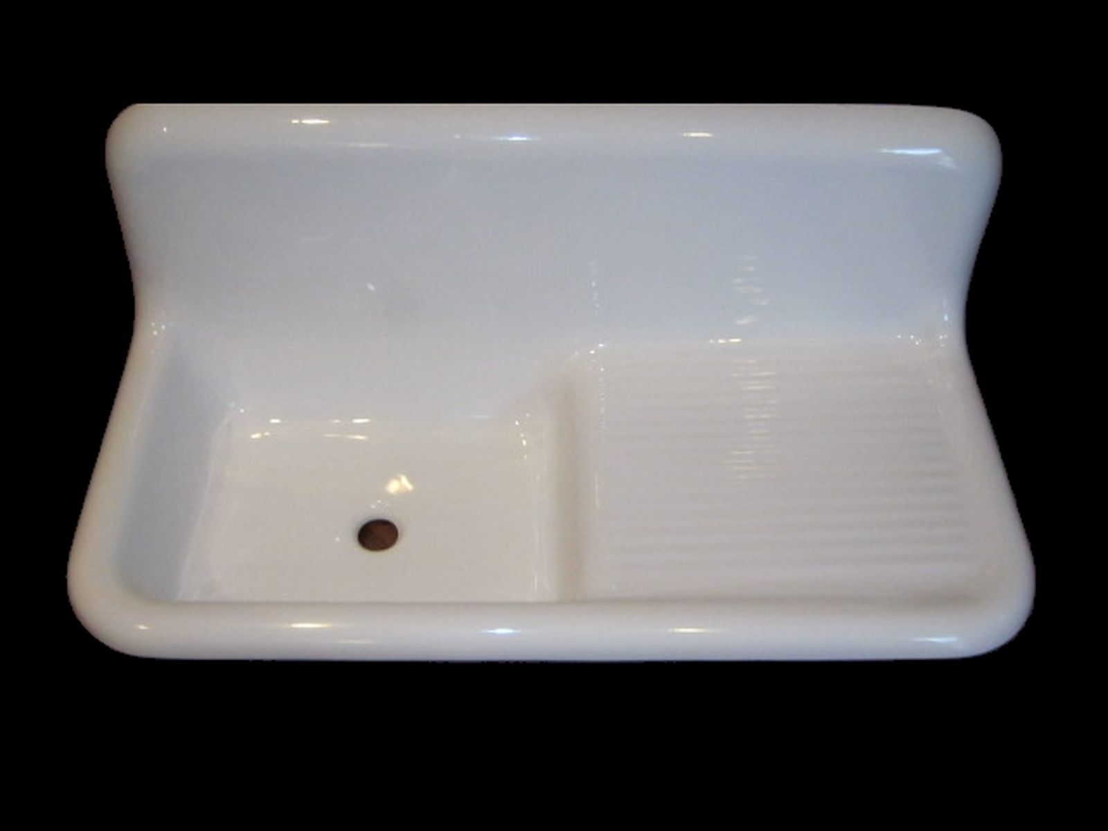 Reproduction Drainboard Sink Kitchens Pinterest