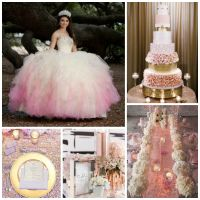 Quince Theme Decorations | Quinceanera ideas, Princess and ...