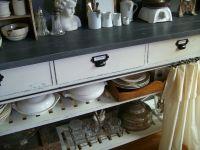 updated Ikea Norden table | Kitchen | Pinterest | Ikea ...