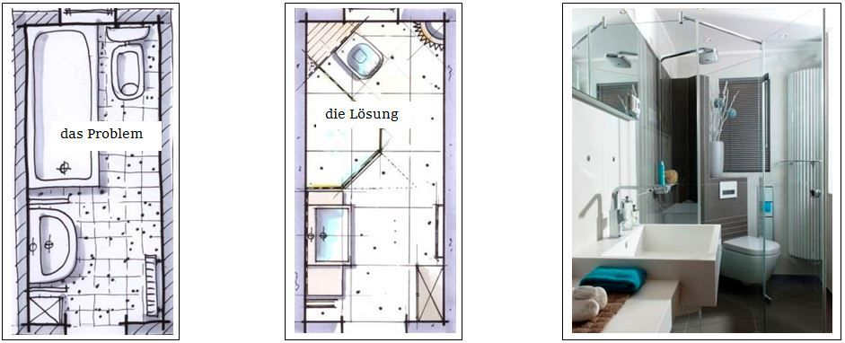 4 qm Duschbad Bathroom Ideas Pinterest Duschbad, Badezimmer - badezimmer 5 quadratmeter