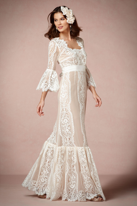 pink camo wedding dresses 20 Unconventional Wedding Dresses for the Modern Bride via Brit Co