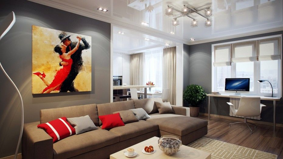 Decorating With Gray Living Room Remodel Ideas Walls Fitted Beige - living room remodel