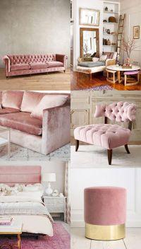 Home Decor Trend / Velvet | cocorosa | Living & Dining ...