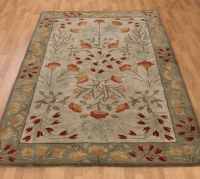 Living Room Rug Option - Adeline Rug - Multi | Pottery ...