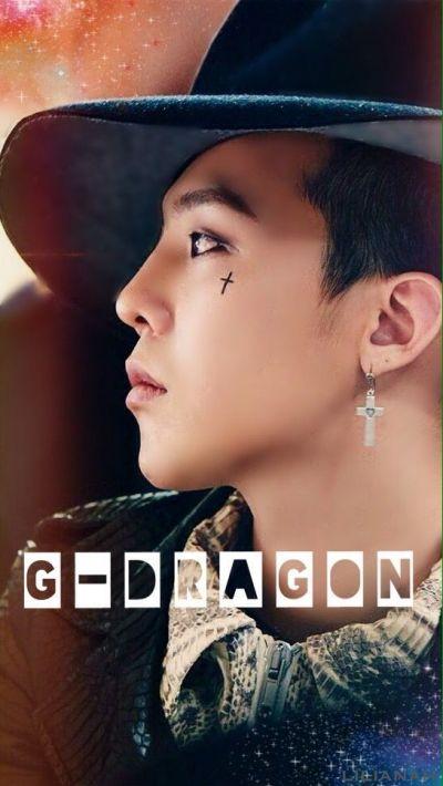GD iphone wallpaper made by lilianah #G-Dragon #Bigbang   Just men   Pinterest   Bigbang, Kpop ...