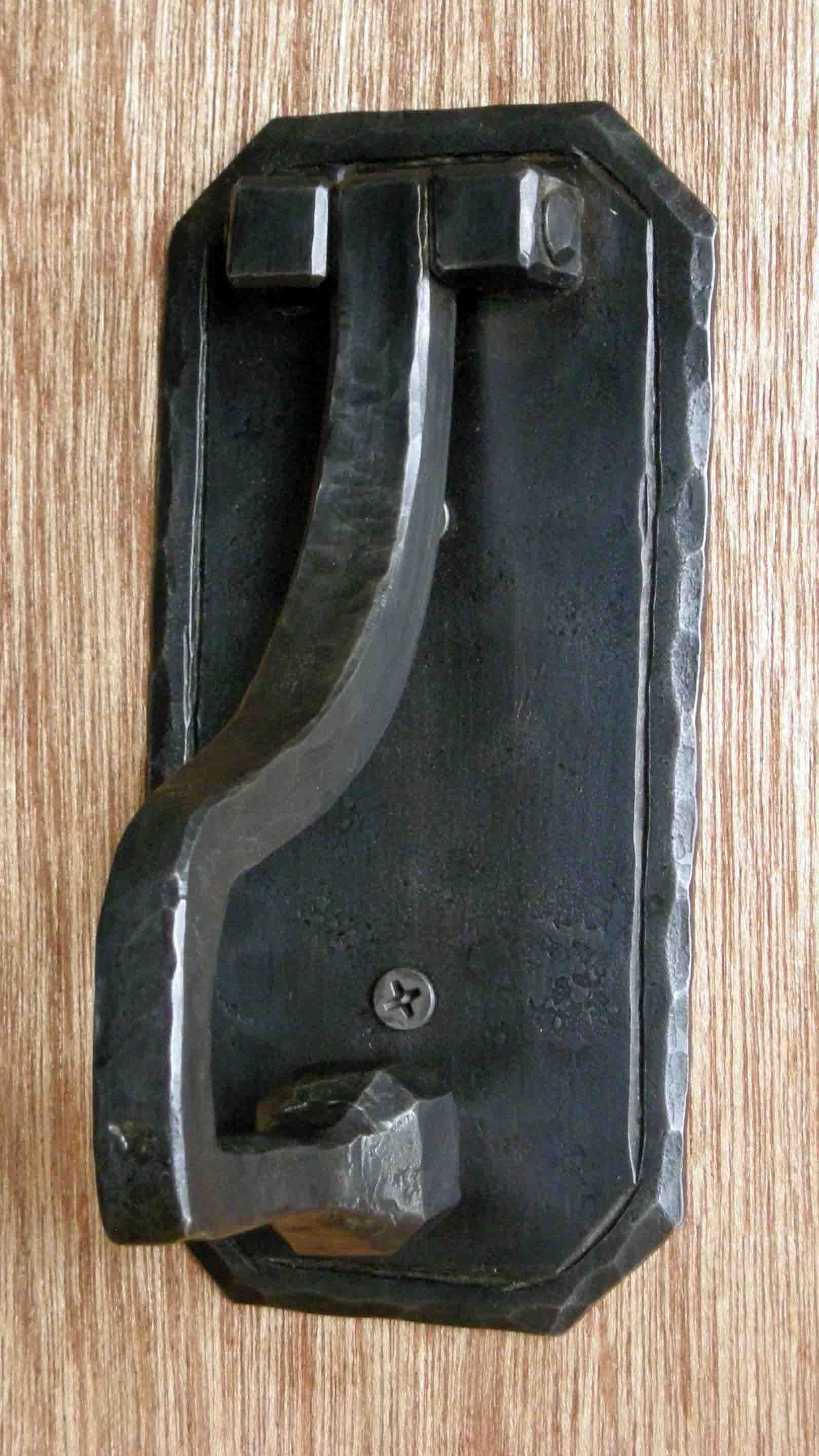 Door Nocker Door Knocker Hand Forged Hand Forged Blacksmithing