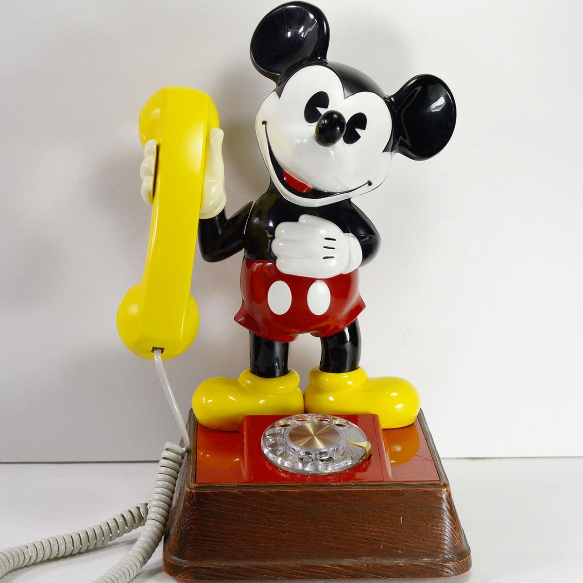 Alfombras Mickey Mouse Mickey Mouse Rotary Dial Disney Pinterest