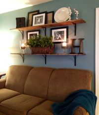 shelves above couch - Bing Images | For the Home ...