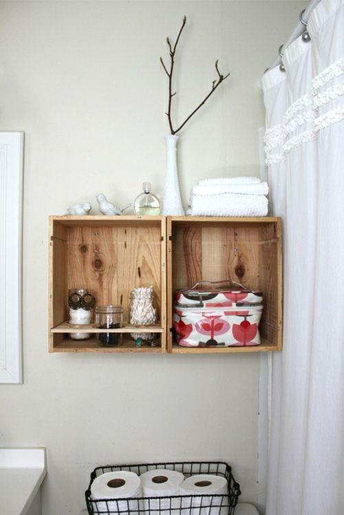 45 stilvolle Ideen für die Badeinrichtung mit extra Stauraum Eine - badezimmer egal wo