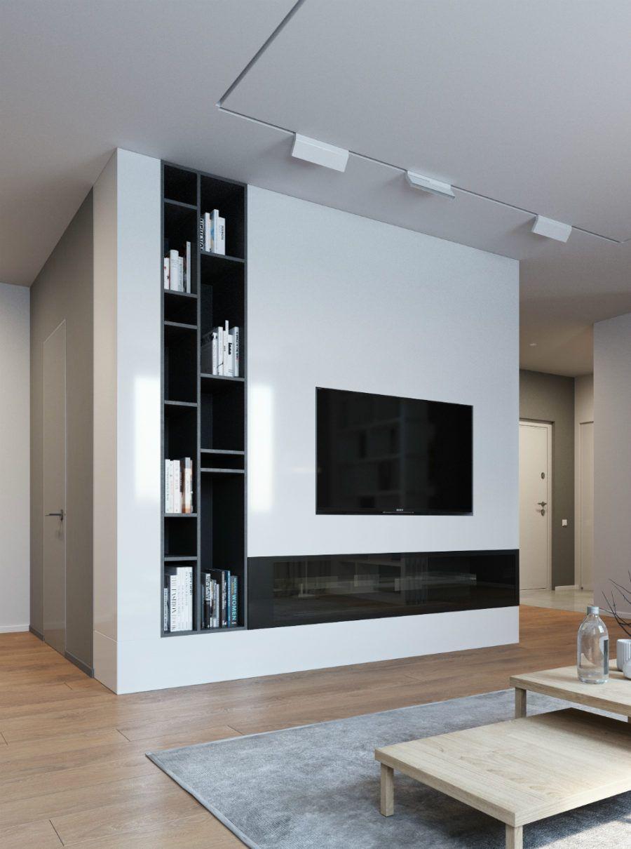 Tv Wall Unit Designs Creative Drywall Ideas International Home