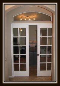pocket doors | Interior French & Pocket Door Installation ...