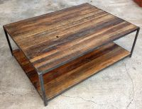 Reclaimed Wood Furniture | www.pixshark.com - Images ...
