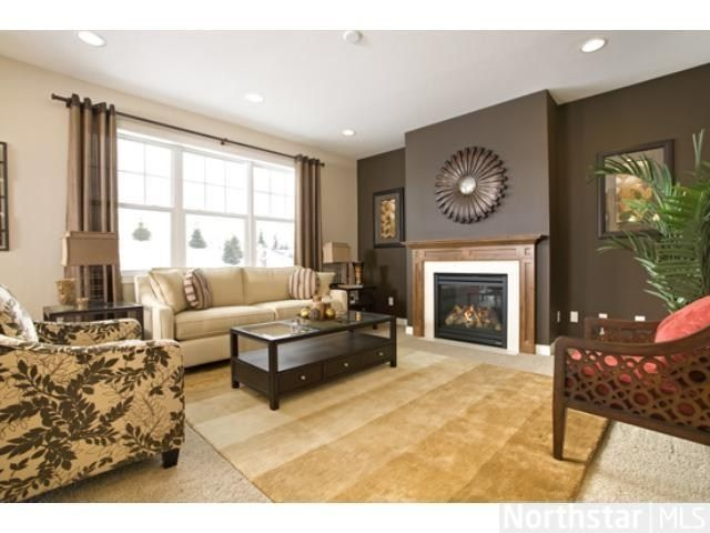20+ Accent Wall Ideas Youu0027ll Surely Wish to Try This at Home - accent wall in living room