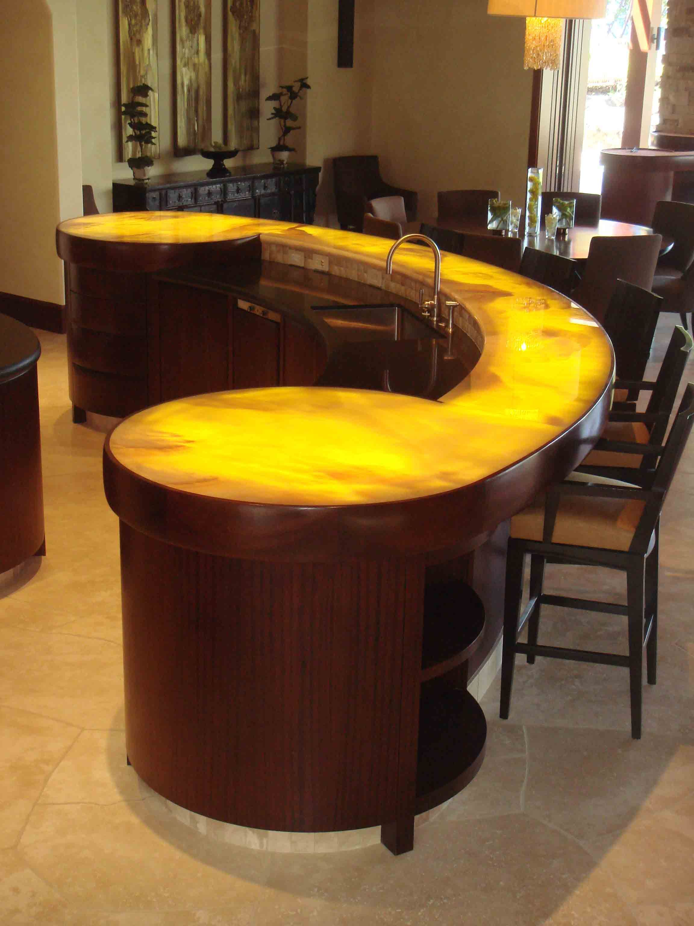 Countertop Bar Designs Fetching Modern Bar Counter Designs For Home Design With