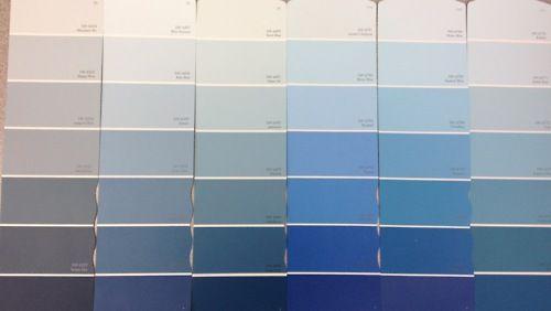 Blue Gray Paint. Bluegrey Paint Color With Blue Gray Paint