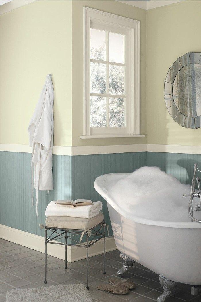 einrichtungsideen im badezimmer farbgestaltung Einrichtungsideen - badezimmer farbgestaltung
