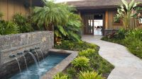 1920x1080 Beautiful Hawaiian Zen Garden With Waterfall And ...