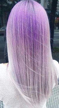 Pastel lavender purple hair color | | Pinterest | Purple ...