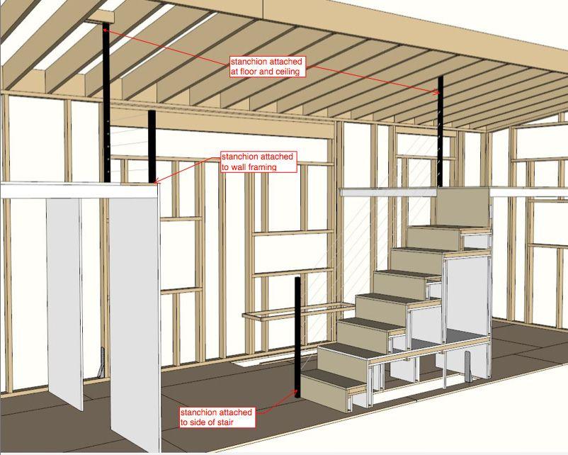 tiny house plans home architectural plans 13 tinyhousebuild