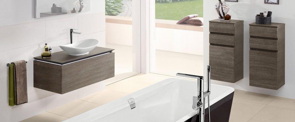 Inspiratie, inspiration, bathroom, badkamer, furniture, meubels - badezimmer villeroy boch photo gallery