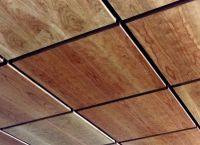 New World Wood Ceiling Tile and Wall Panels Image Gallery ...