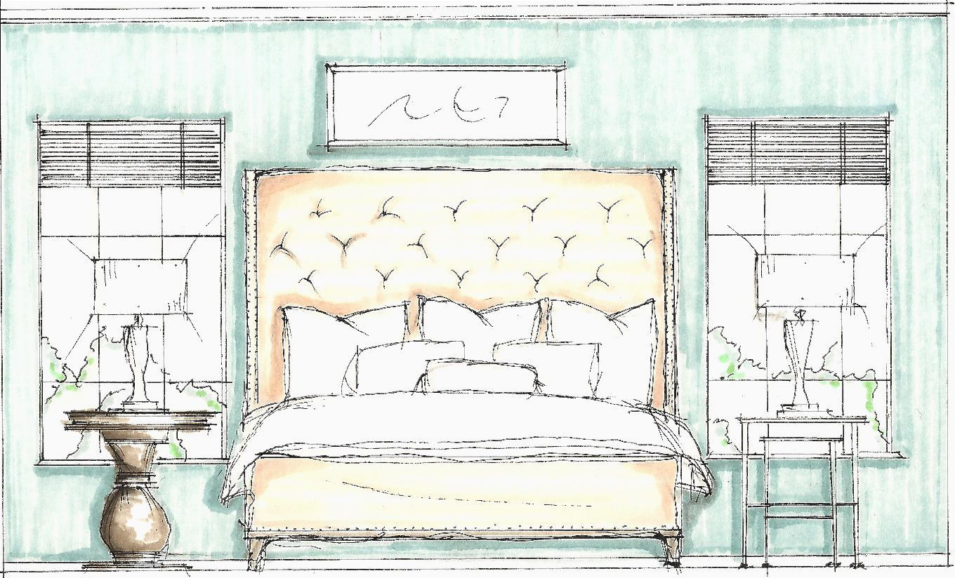 Bedroom Designer Free Bedroom Sketch Drawing Designs Sketches And Drawings