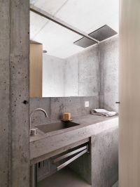 Concrete Minimalist Cabin in the Swiss Alps | Concrete ...