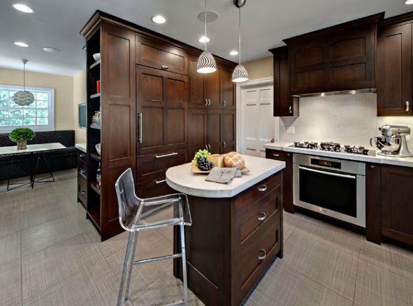 10 Small kitchen island design ideas practical furniture for - small kitchen ideas with island