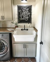 Basement Laundry Room Decorations Ideas And Tips   Laundry ...