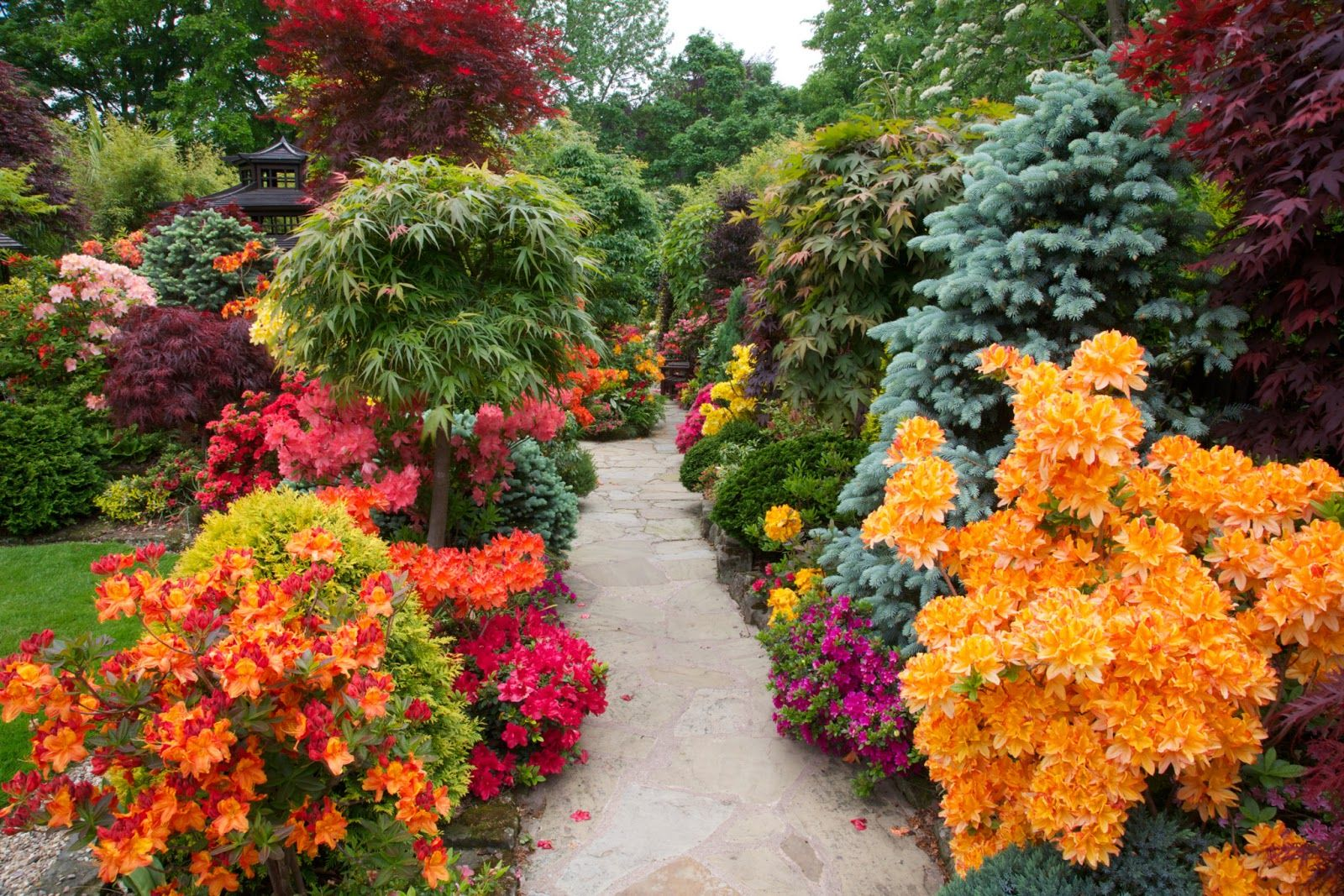 Beautiful Flower Gardens Of The World beautiful flower gardens of the world