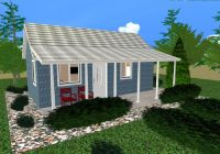 mother in law house plans | Cozy Home in the Backyard ...