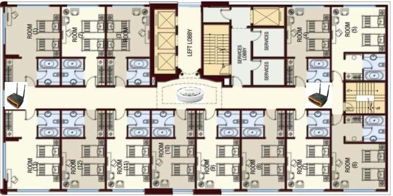 Hotel Sample Marketing Plan Executive Summary Mplans Hotel Room Floor Plans Deploying Wifi In The Hospitality