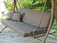 Outdoor Swing Cushion Replacement   Porch Swing Cushions ...