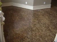 Painted Chipboard Floors | paint osb subfloors | Finished ...