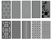 Decorative Screens | Jali or Jaali Patterns | Wall divider ...