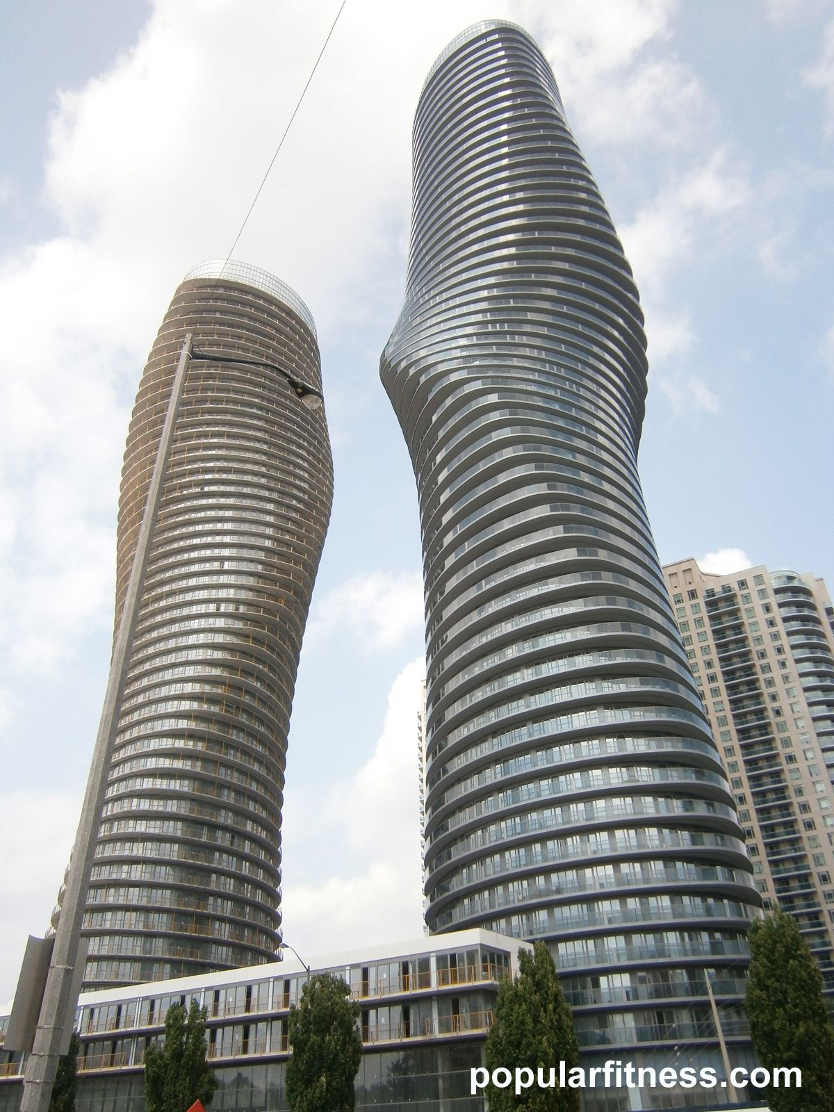 Monroe Canada Marilyn Monroe Condos In Mississauga Residential