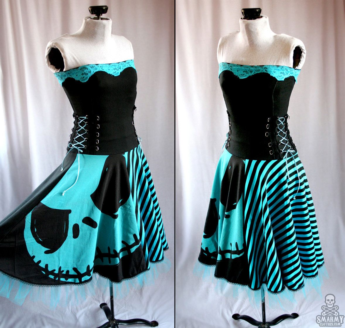 jack christmas wedding dresses 35 best images about Jack on Pinterest Nightmare before christmas Corset dresses and Perler beads