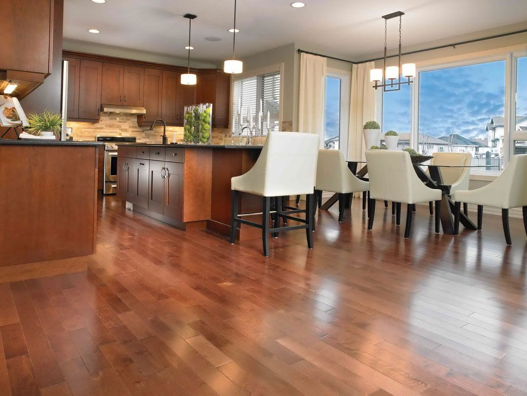 types of flooring for kitchen kitchen flooring types Best Kitchen Flooring Red Vintage Stove In A Home Kitchen Image Types of Flooring for