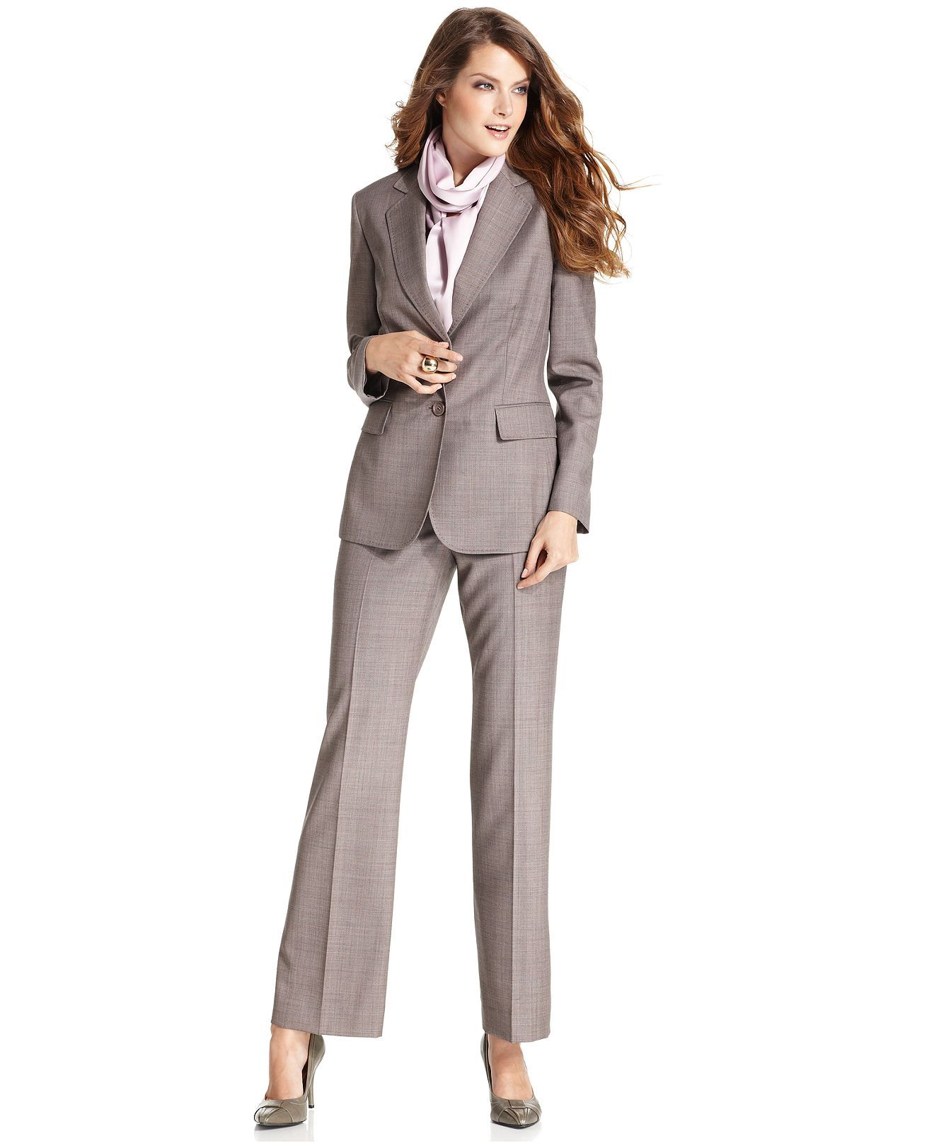 Katharine suit idea at Macy's
