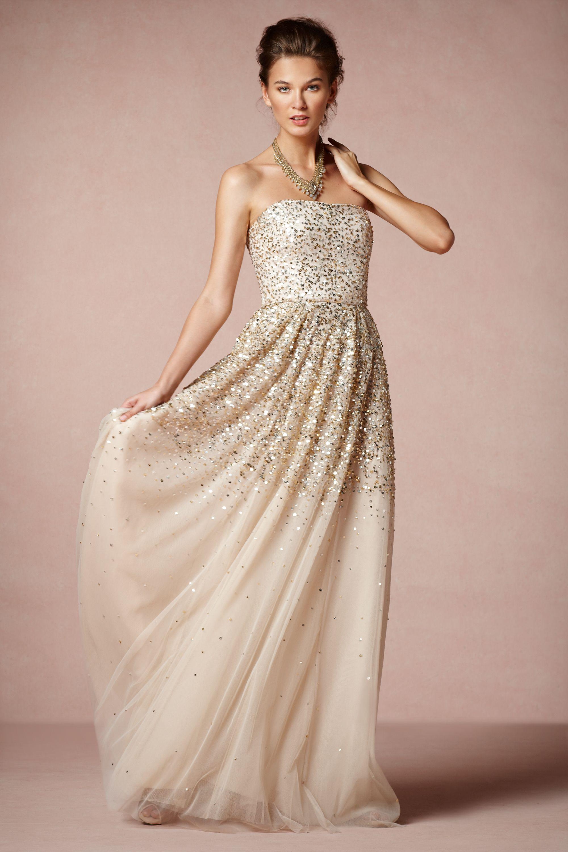 long dresses for weddings Gold Inspiration wedding dresses bridal dress dresses gold party