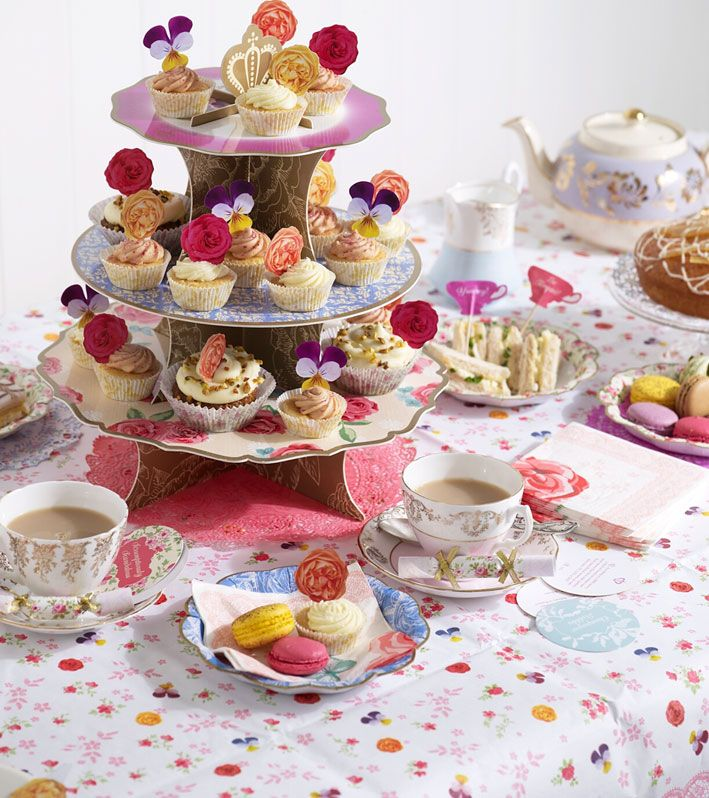 1000+ Images About English Tea Party On Pinterest | English
