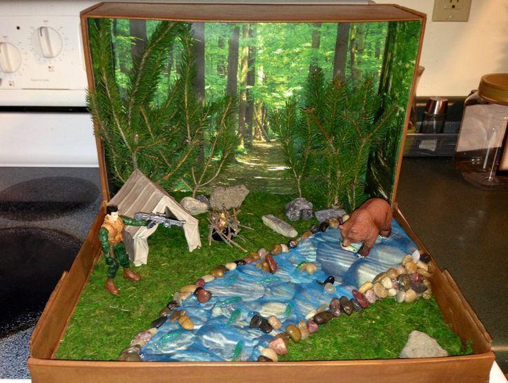 1000 Diorama Ideas On Pinterest Dioramas Scale Models