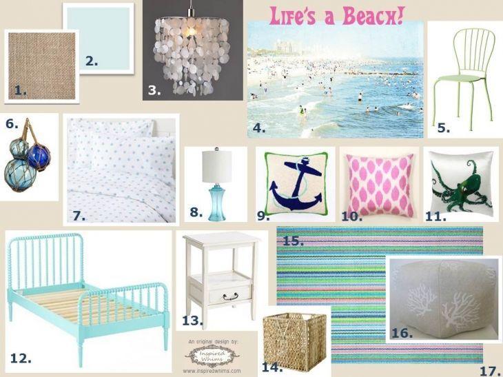 Beach Themed Bedrooms For Teenage Girls Beach Themed Teen Bedroom - beach themed bedrooms