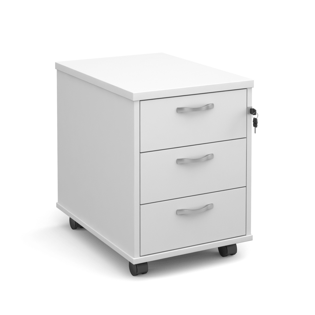 Desk Drawer Unit A Fantastic White Office Drawer Unit For Your Desk