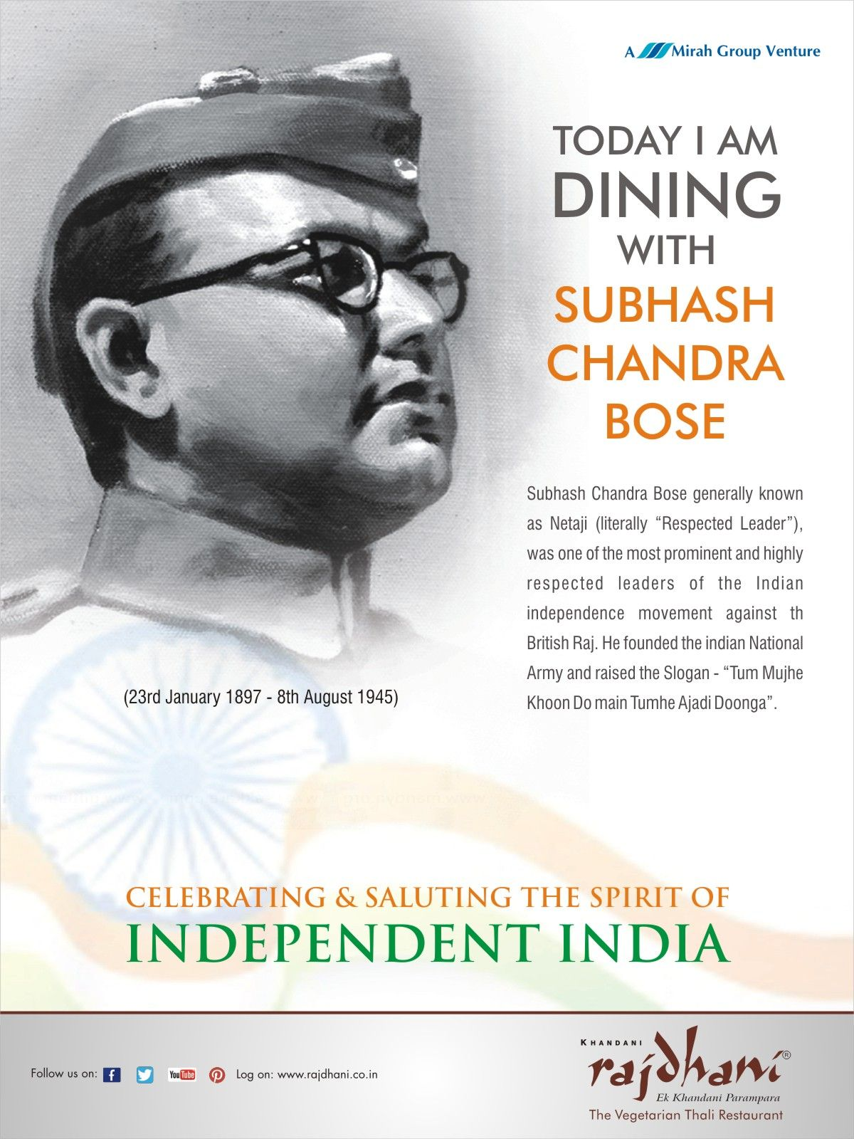 David Foster Wallace Quotes Wallpaper Subhash Chandra Bose Generally Known As Netaji Was One Of