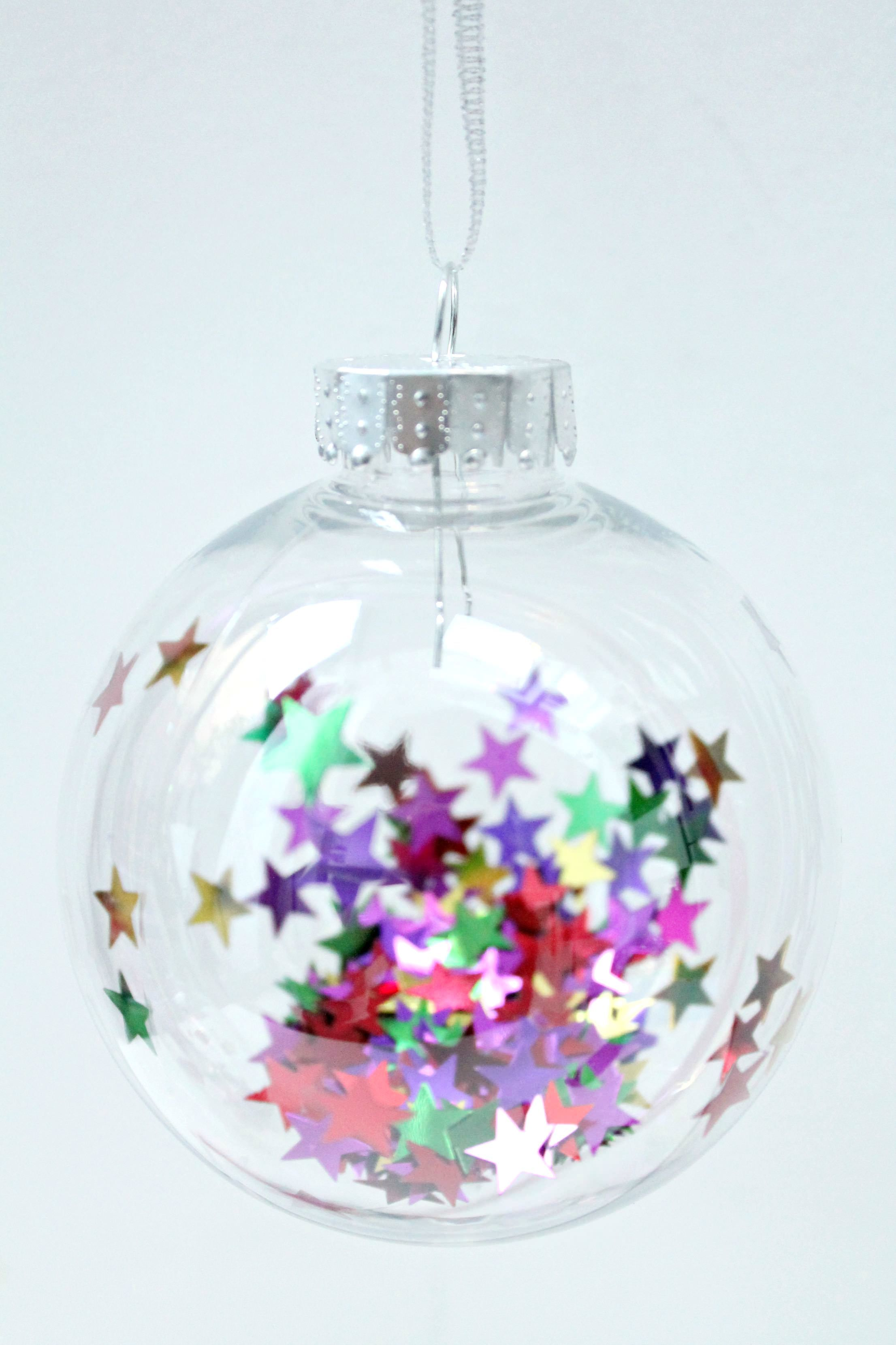 Kerstbal Versieren Christmas Baubles Diy With The Family Christmas