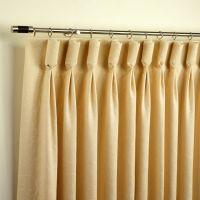 Goblet Heading Curtains | Drapery Headings | Pinterest ...
